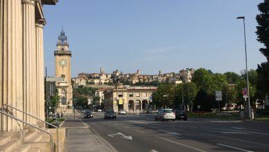 Włochy Bergamo Mediolan