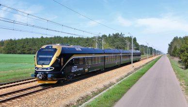 Rozkład jazy pociągów Leo Express