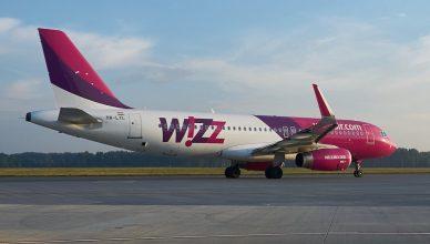 Wizz Air uruchamia nowe trasy z Polski