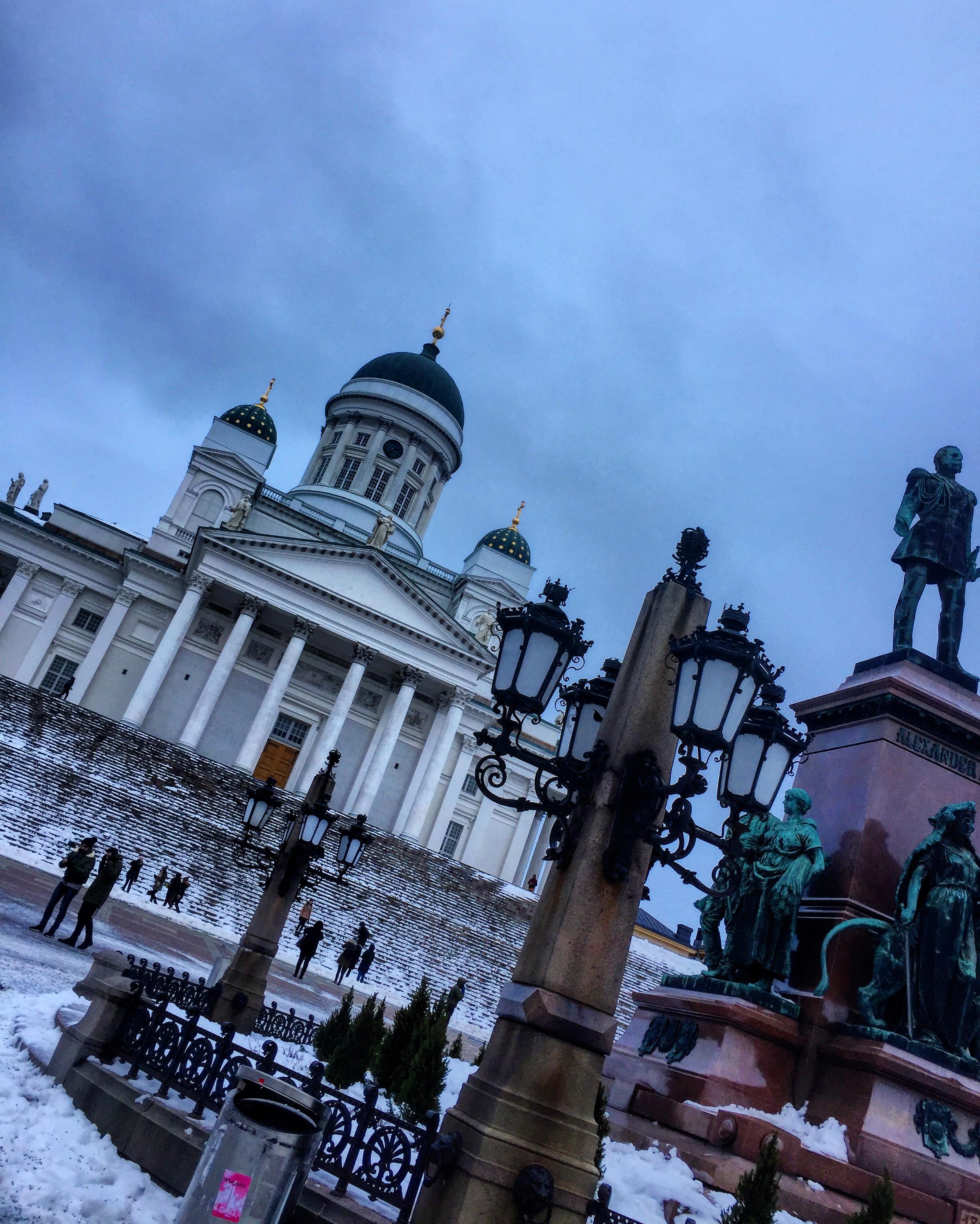 Helsinki - co warto zobaczyć?